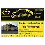 Logo KFZ Standhartinger