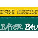 Logo BayerBau