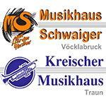 Logo Musikhaus Kreischer Schwaiger